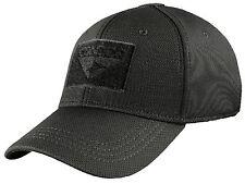 Condor Flex Fit Cap Hat - Black - Large - 161080-002-L - New