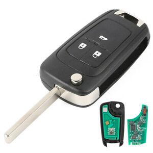 1x FB. Schlüssel Fernbedienung 3Tasten 434MHz ID46 für OPEL Astra Insignia A365