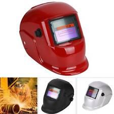 Masque Casque de Soudage Automatique Darken Solaire pour Soudure à Arc Tig Mig