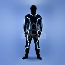 LED flyboard costume Tron Legacy RGB. Waterproof LED flyboard suit.