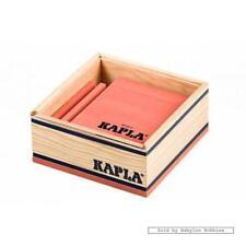 Kapla Blokken - Roze (40 st) (door Kapla) 00515