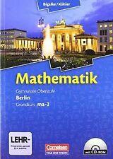 Mathematik, Sekundarstufe II, Ausgabe Berlin, Neubearbei... | Buch | Zustand gut