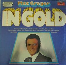 MAX GREGER - MAX GREGER IN GOLD - LP