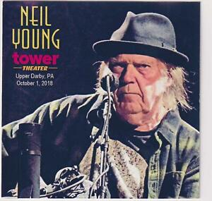 "Neil Young  Do-CD ""Live Upper Darby 2018"""