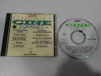 MUSICA DE CINE EXTRA II CD APOCALIPSIS NOW STAR TREK BATTLESTAR GALACTICA ALIEN