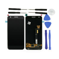 """LCD Touch Screen + Digitizer Assembly Replacement For Google Pixel 5.0"""" Black US"""