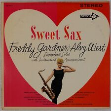 FREDDY GARDNER, ALVY WEST: Sweet Sax US Decca '62 Smooth Jazz LP Cool