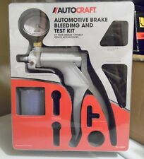 Autocraft Automotive Brake Bleeding and Test Kit #AC3310