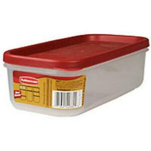 Rubbermaid 1776470 Dry Food Container 5 Cup