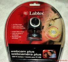Unopened Package 2005 Labtec Web Cam Plus USB PC Camera