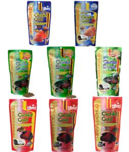 Hikari Cichlid Foods-Gold/Staple-Floating/Sinking-Large/Medium/Mini Pellets
