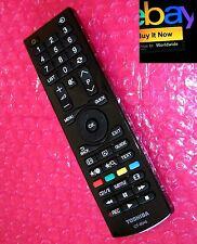 CT-8046 TOSHIBA Remote Control LED TV ORIGINAL Fernbedienung Télécommande CT8046