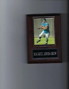 MAURICE JONES-DREW PLAQUE JACKSONVILLE JAGUARS FOOTBALL NFL