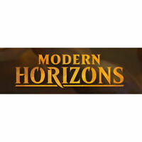 MTG ENGLISH Modern Horizons Commons and Uncommon Complete Set x4 Ready to Ship
