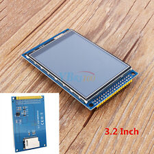 3.2 inch 320x240 TFT LCD Module Display with Touch Panel & SD Card Cage 8-bit