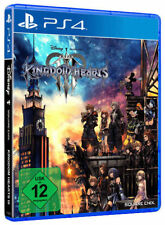 Kingdom Hearts III -- Standard Edition (Sony PlayStation 4, PS4) Donald, Mickey