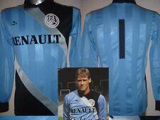Rot-Weiss Essen Shirt Puma Adult M Renault GK Jersey Trikot Football Soccer Top