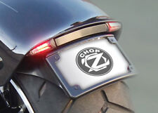 CHOPZ FENDER ELIMINATOR TAIL TIDY LED LIGHT FOR HARLEY FXBR BREAKOUT 2017 ON.