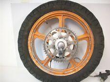 "HONDA CB 750 FOUR k8 f1 FRONT RIM Alloy High Shoulder 40 Spoke Set Zinc 1.85x19/"""
