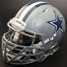 DALLAS COWBOYS NFL Authentic GAMEDAY Football Helmet w/ S2BDC-TX-LW Facemask