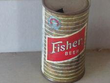 FISHER BEER.  SOLID.  COLORFUL UTAH. FLAT TOP