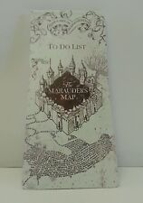 Harry Potter 'The Marauders Map' Magnetised To Do List
