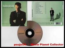 "BENABAR ""Les Risques Du Métier"" (CD) 2003"
