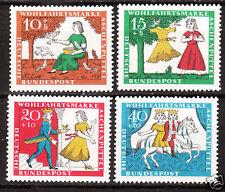 BRD 1965 Mi. Nr. 485-488 Postfrisch LUXUS!!!