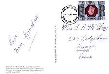 15 JUNE 1977 SILVER JUBILEE 9p PHQ CARD 22E FDI CANCEL TO BACK