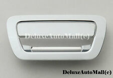 Chrome Tailgate Handle Cover FOR 11 2012 2013 Jeep Grand Cherokee Dodge Durango