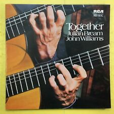 Julian Bream - John Williams - Together - RCA SB6862 Ex+ Condition Vinyl LP