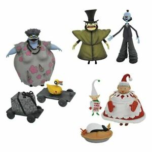 Nightmare before Christmas Select Action Figures 18 CM Series 10