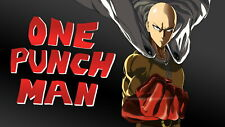 63778 Anime One Punch Man Wall Print POSTER Affiche
