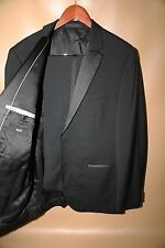 #76 Hugo Boss The Stars75/Glamour3 Two Button Tuxedo Size 42 R