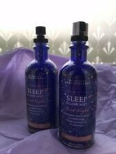 Bath & Body Works aromatherapy Two Bottles warm milk & honey Sleep pillow mist