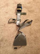 New! NOS Gray Driver's Side Seat Belt 1982 to 1992 Third Gen Camaro Firebird