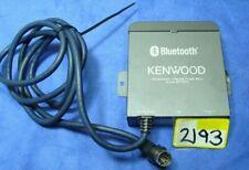 KENWOOD BLUETOOTH HANDS FREE BOX KCA-BT100