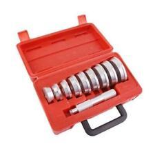 10Pcs Car Truck Bearing Race Seal Driver Kit Metric 39.5-81mm Tool fit most Cars