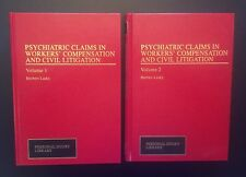 Psychiatric Claims in Workers' Compensation and Civil Litigation, 2 Volume Set
