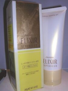 Shiseido Elixir Superieur Makeup Cleansing Gel