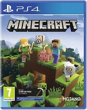 MINECRAFT PS4 ITALIANO - PLAYSTATION 4 - STARTER PACK