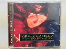 mike oldfield earth moving CD C/5