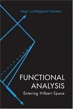 Functional Analysis: Entering Hilbert Space-ExLibrary
