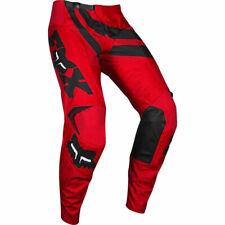 Fox Racing 180 Motocross MX Moto Pantaloni - Cota Rosso