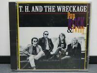 T.H. AND THE WRECKAGE Pop Rock & Twang (CD 1991 Indie) NEW RARE