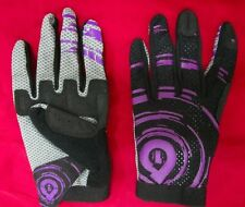 Adult motocross gloves Six Six One Raji Bike GLOVE Purple sz 9 Medium