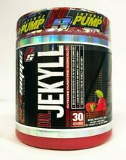 Pro Supps DR JEKYLL Pre Workout ORIGINAL FORMULA Pump 30 Serves 4 FLAVORS - DISC