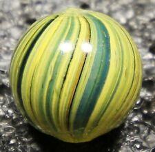 "Vintage German handmade 19/32"" Joseph coat with Rare Black (Mint) marbles"