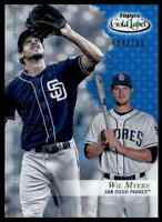 2017 TOPPS GOLDEN LABEL BLUE WIL MYERS 94/150 SAN DIEGO PADRES #73 PARALLEL