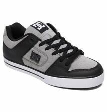 Tg 42 - Scarpe Uomo Skate DC Pure SE Grey Heather Grigio Sneakers Schuhe 2019